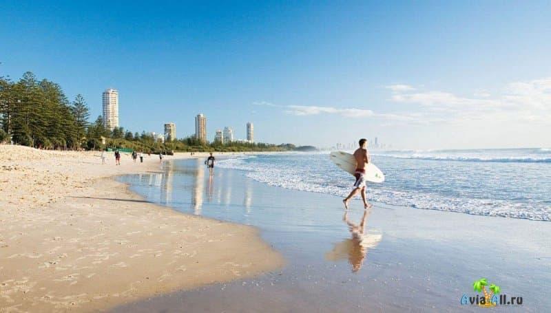 Обзор курортов Австралии: лучшие пляжи и острова3