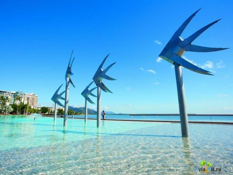 Обзор курортов Австралии: лучшие пляжи и острова2