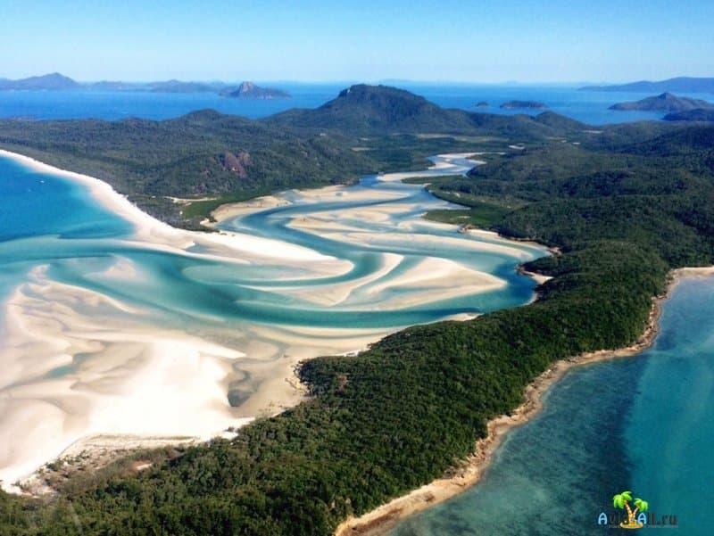 Обзор курортов Австралии: лучшие пляжи и острова4