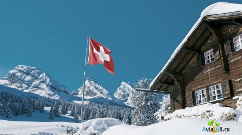 Горнолыжные туры Швейцарии: трассы, цены, фото4