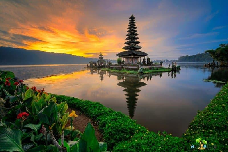 Топ 5 курортных зон Индонезии2