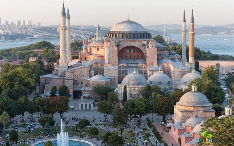 Достопримечательности Стамбула - фото с описаниями