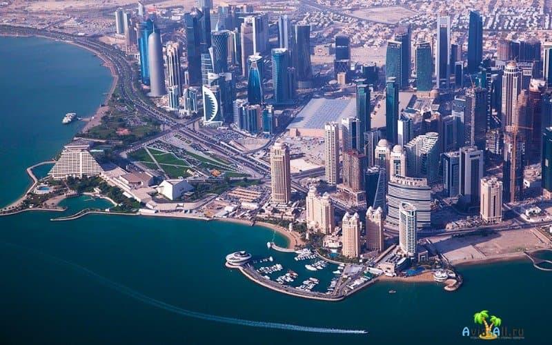 Катар — богатейшее государство планеты