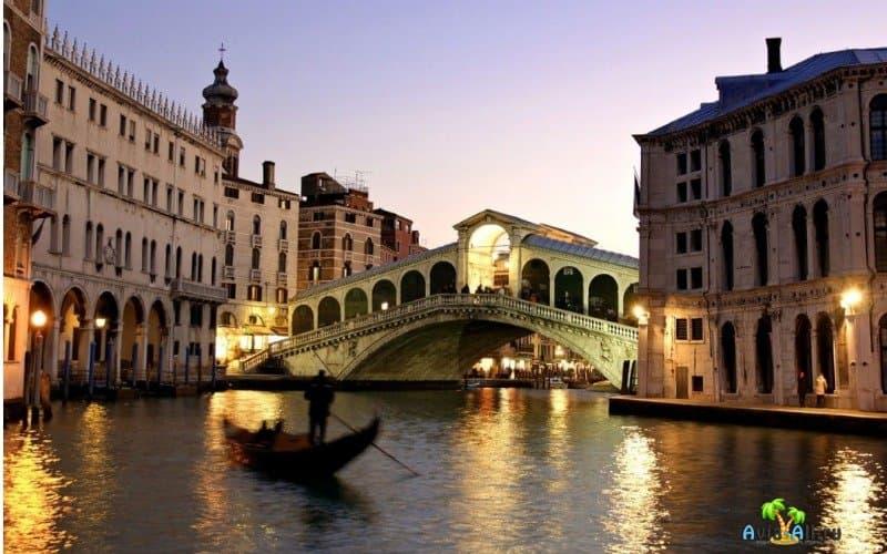 Достопримечательности Венеции (Италия). Топ-4 популярных мест