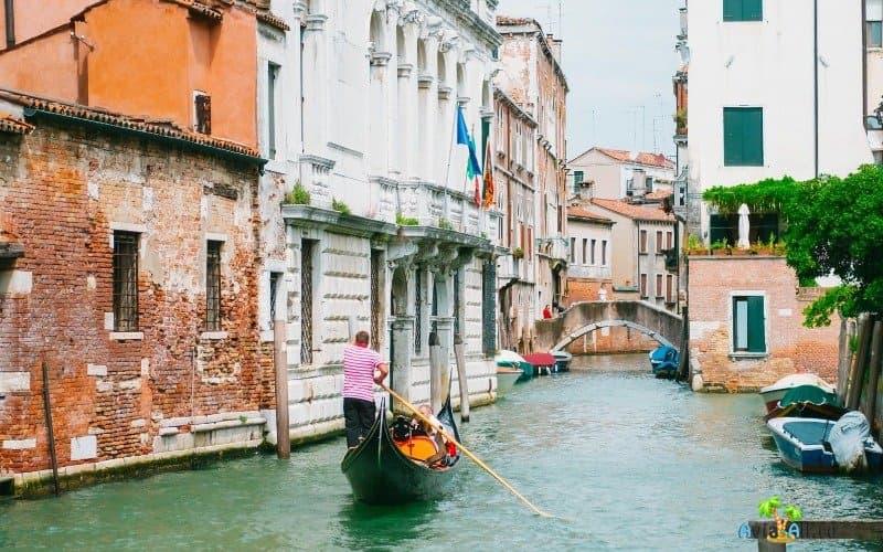 Передвижение по Венеции