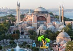 Достопримечательности Стамбула  (фото с описаниями)