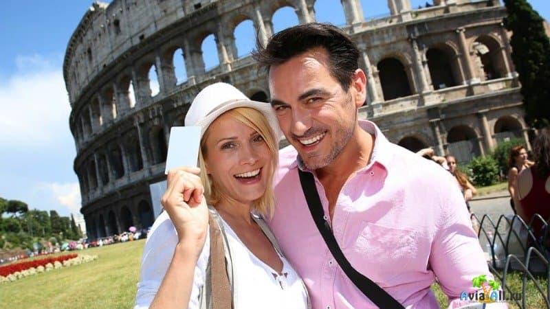 Чего нельзя делать туристам в Италии