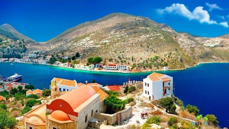 Греция маршрут путешествия