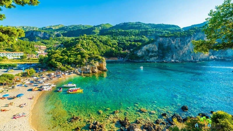 Отдых на Корфу (Греция)