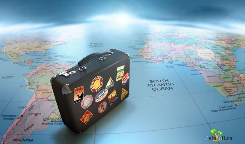 Самостоятельный маршрут путешествия