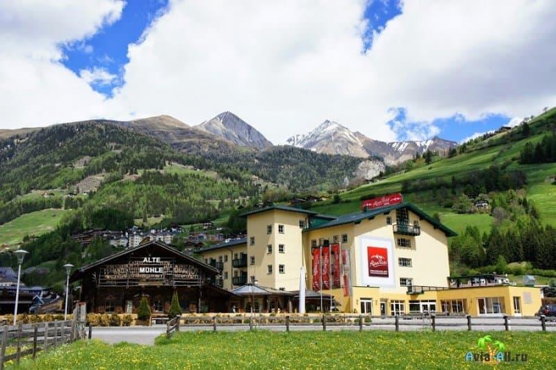 Матрай-ин-Осттироль - обзор горнолыжного курорта Австрии. Фото2