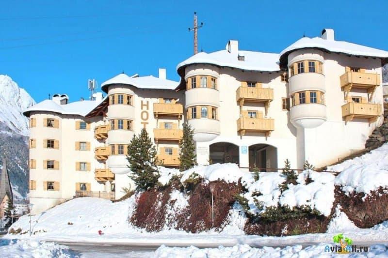Матрай-ин-Осттироль - обзор горнолыжного курорта Австрии. Фото3