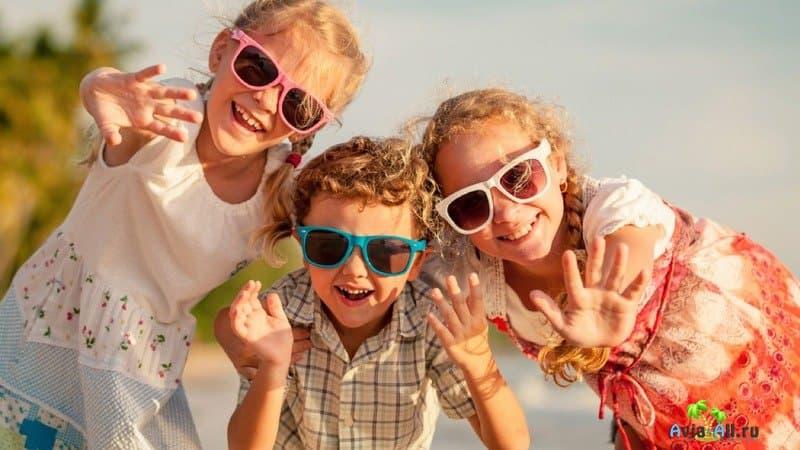 Какое направление выбрать для отдыха с маленькими детьми