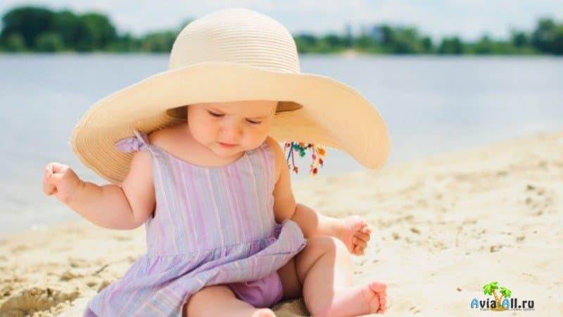 Отдых с маленьким ребенком - полезные советы родителям