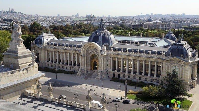 Пти-Пале. Малый дворец Парижа