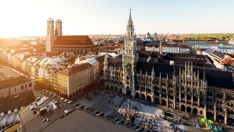 Мариенплац - сердце Мюнхена
