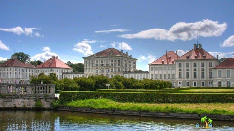 Замок Нимфенбург, Мюнхен
