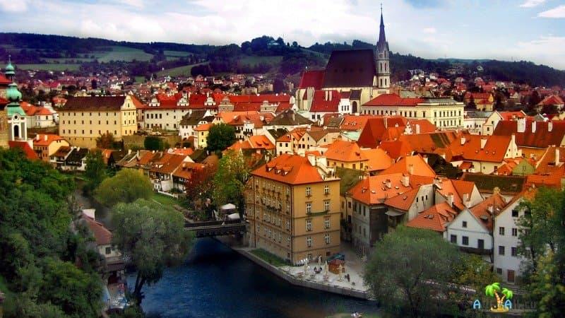 Поездка в Чехию от А до Я
