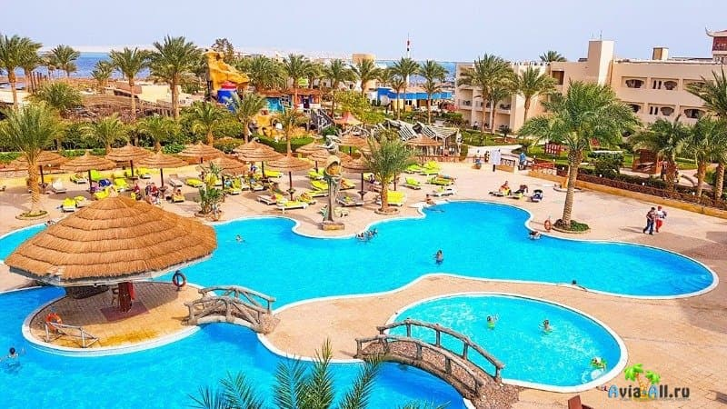 Отель Sea Gull Beach Resort 4*