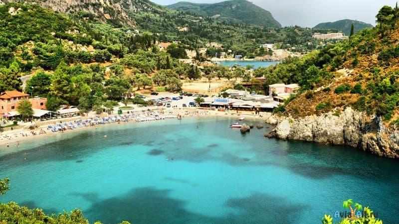 картинка фотография курорта Касос, остров в Греции
