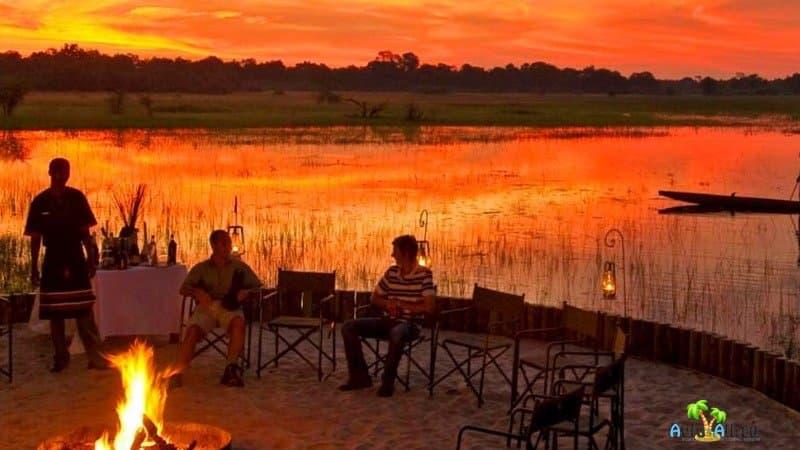 Достопримечательности Ботсваны: музеи, парки, памятники и заповедники