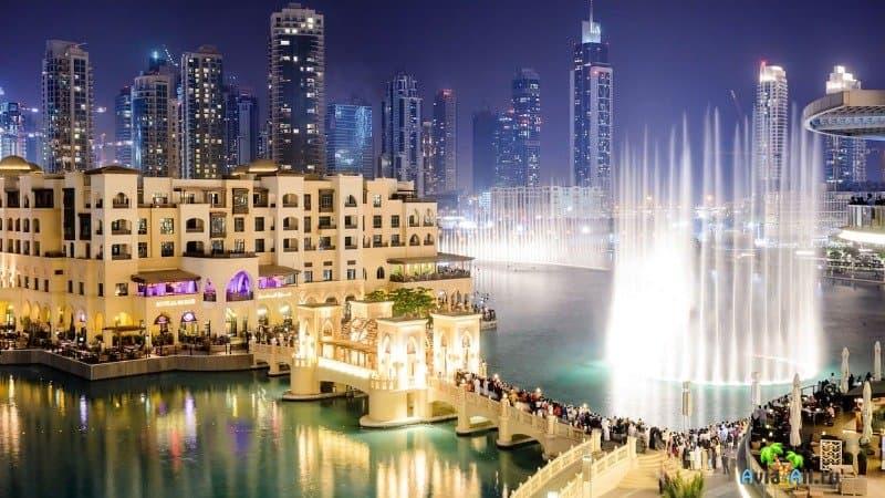 Нужна ли виза в Дубай