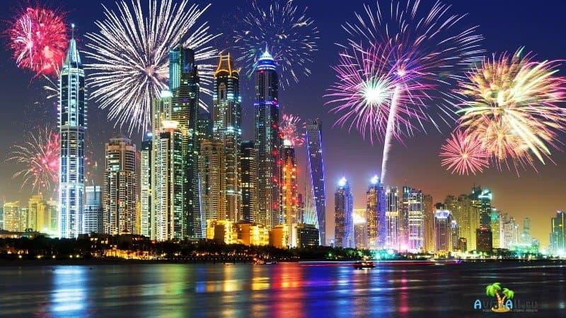 Развлечения в Дубаи