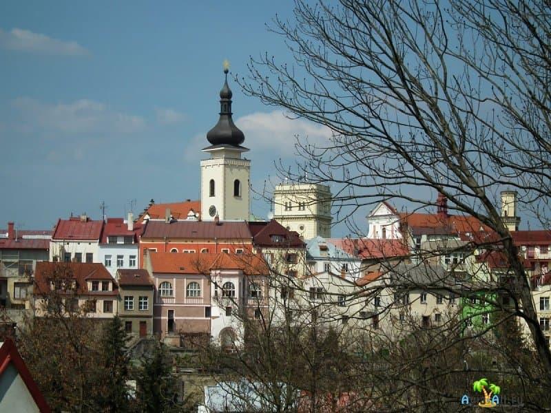Млада-Болеслав - путеводитель по городу Чехии. Каменный замок4