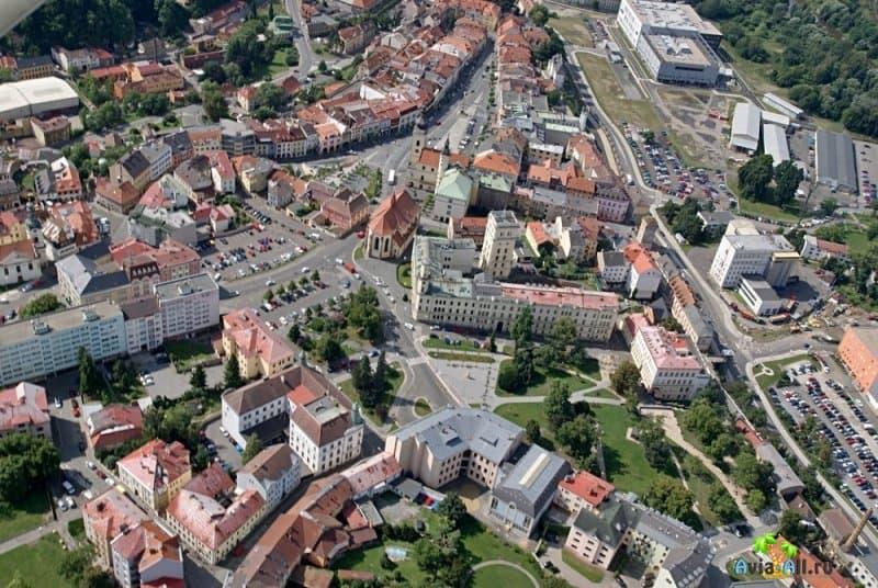 Млада-Болеслав - путеводитель по городу Чехии. Каменный замок3