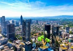 Франкфурт-на-Майне - обзор крупного города Германии. Транспорт1