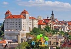 Млада-Болеслав - путеводитель по городу Чехии. Каменный замок1