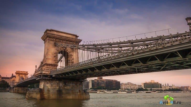 Цепной мост Кеттенштег
