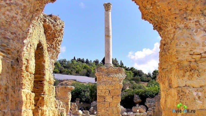 Карфаген, Тунис фото