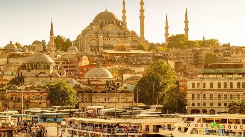 Стамбул Турция фото города