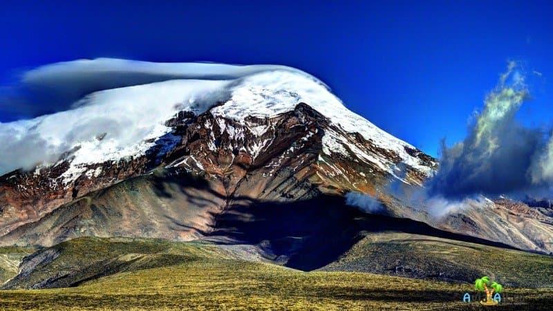Вулкан Котопакси Эквадор