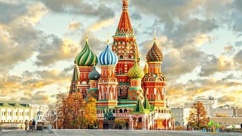 Знаменитые храмы. Собор Василия Блаженного