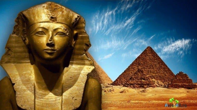 Древний Египет Хатшепсут