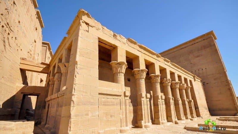 Египет храм царицы Хатшепсут