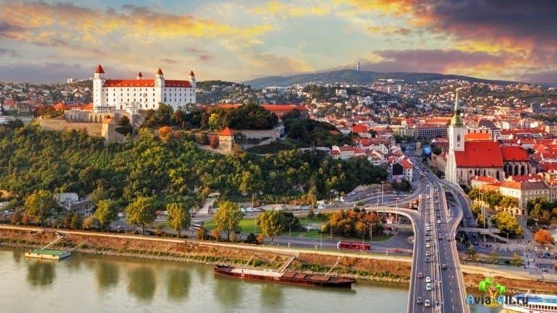 Братислава Словакия фото