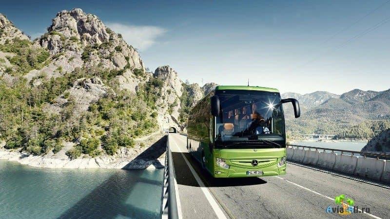 Тур по странам Европы на автобусе фото