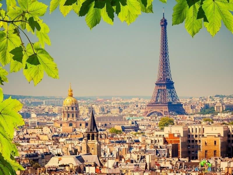 Эйфелева башня - национальная гордость Франции. История создания4