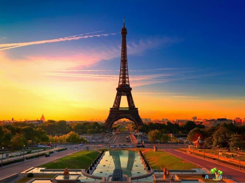 Эйфелева башня - национальная гордость Франции. История создания3