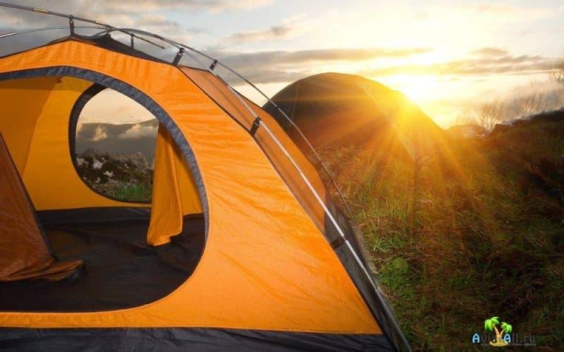 Туристическая палатка - как правильно выбрать? На что обращать внимание?4