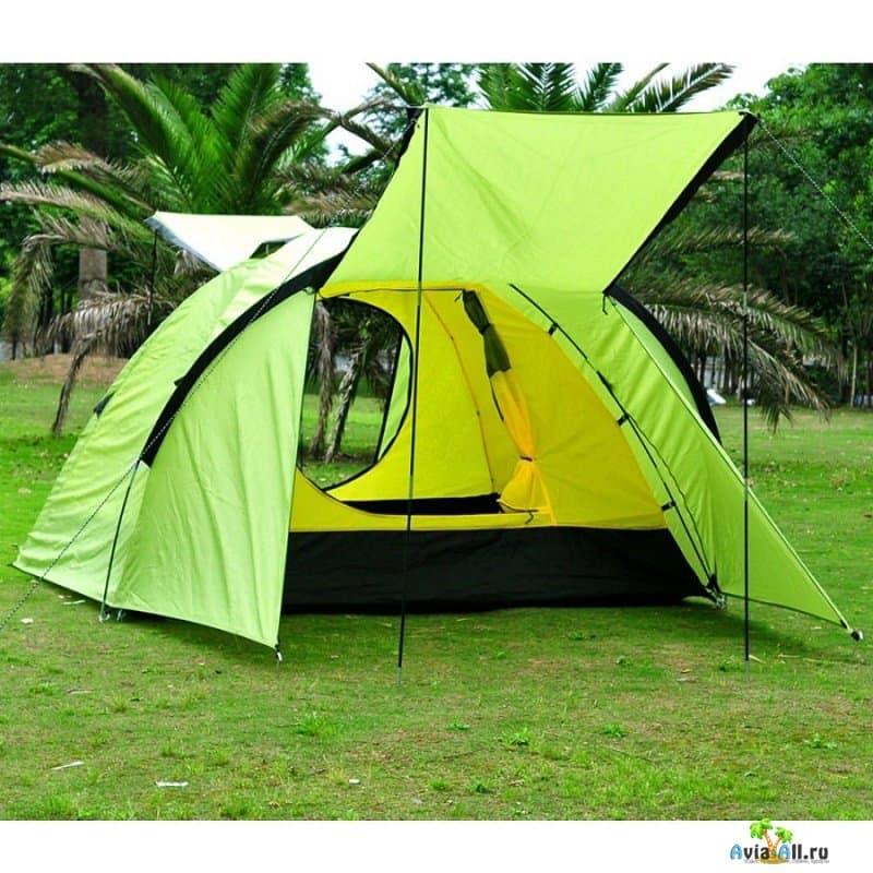Туристическая палатка - как правильно выбрать? На что обращать внимание?3