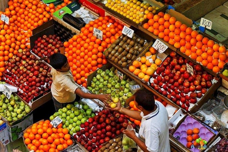 Вкусные и полезные фруктовые излишества Маврикия. Что попробовать?3