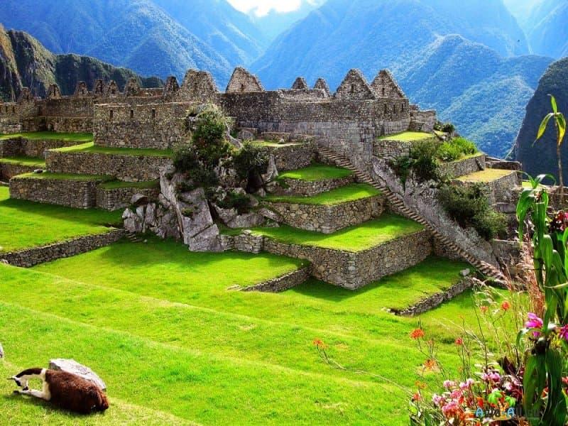 Путешествие по древнему городу инков - Мачу-Пикчу. Отдых в Перу3