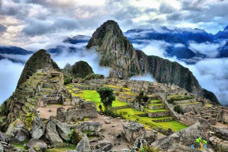 Путешествие по древнему городу инков - Мачу-Пикчу. Отдых в Перу2
