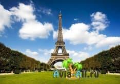 Эйфелева башня - национальная гордость Франции. История создания1