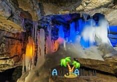 Пещеры России - популярные места. Советы туристу перед посещением1