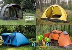 Туристическая палатка - как правильно выбрать? На что обращать внимание?1